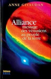 Anne Givaudan - Alliance.