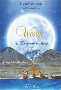 Anne Givaudan et Daniel Meurois - Wésak - Le temps de la réconciliation - L'enseignement de Babaji.