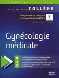 Anne Gompel - Gynécologie médicale - Le livre du collège.