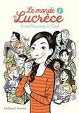 Anne Goscinny et  Catel - Le monde de Lucrèce Tome 1 : .
