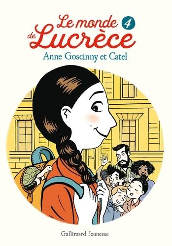 Le monde de Lucrèce Tome 4