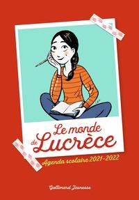 Anne Goscinny - Le monde de Lucrèce - Agenda scolaire.