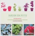 Anne Grégoire - Jardin en pots - Coffret 3 volumes : Plantes d'intérieur ; Fleurs en pots pour blacons et terrasses ; Potager en pots.