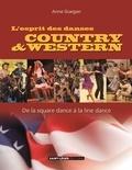 Anne Guegan - L'esprit des danses country & western.