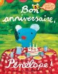 Anne Gutman et Georg Hallensleben - Bon anniversaire Pénélope ! - Un livre qui parle.