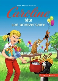 Anne Gutman et Clément Masson - Caroline fête son anniversaire.