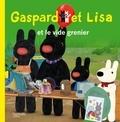 Anne Gutman et Georg Hallensleben - Les catastrophes de Gaspard et Lisa  : Gaspard et Lisa et le vide grenier.