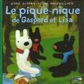 Anne Gutman et Georg Hallensleben - Les catastrophes de Gaspard et Lisa Tome 21 : Le pique-nique de Gaspard et Lisa.