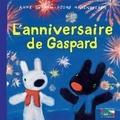 Anne Gutman et Georg Hallensleben - Les catastrophes de Gaspard et Lisa Tome 26 : L'anniversaire de Gaspard.