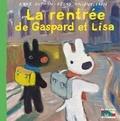 Anne Gutman et Georg Hallensleben - Les catastrophes de Gaspard et Lisa Tome 27 : La rentrée de Gaspard et Lisa.