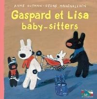 Anne Gutman et Georg Hallensleben - Les catastrophes de Gaspard et Lisa Tome 28 : Gaspard et Lisa baby-sitters.