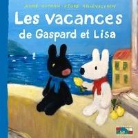 Anne Gutman et Georg Hallensleben - Les catastrophes de Gaspard et Lisa Tome 35 : En vacances.