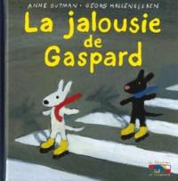 Anne Gutman et Georg Hallensleben - Les catastrophes de Gaspard et Lisa Tome 9 : La jalousie de Gaspard.