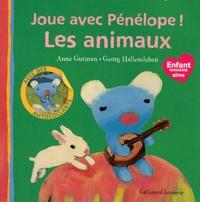 Anne Gutman - Pénélope joue avec les animaux.