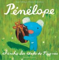 Anne Gutman et Georg Hallensleben - Pénélope tête en l'air Tome 13 : Pénélope cherche les oeufs de Pâques.