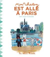 Anne Hallensleben et Georg Hallensleben - Mon chaton Tome 12 : Mon chaton est allé à Paris.