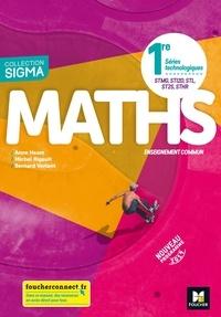 Anne Heam et Michel Rigault - Maths 1re Séries technologiques STMG, STI2D, STL, ST2S, STHR Enseignement commun SIGMA.