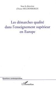 Feriasdhiver.fr Les démarches qualité dans l'enseignement supérieur en Europe Image