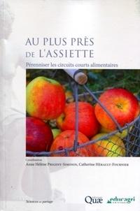 Au plus près de lassiette - Pérenniser les circuits courts alimentaires.pdf