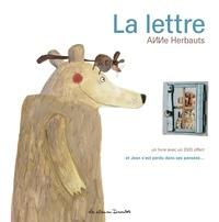 Anne Herbauts - La lettre. 1 DVD