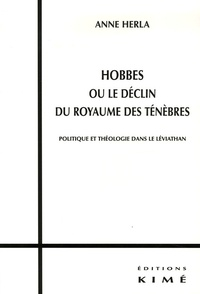 Deedr.fr Hobbes ou le déclin du royaume des ténèbres - Politique et théologie dans le Léviathan Image