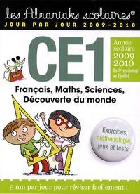 Anne Hug de Larauze - CE1 Année scolaire 2009 2010 - Français, Maths, Sciences, Découverte du monde..