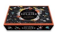 Anne Jankéliowitch et Annabelle Buxton - Coffret Système solaire - Avec 1 poster, 40 stickers, 12 étoiles murales phospho, 1 badge, 1 écusson, 1 maquette de fusée.