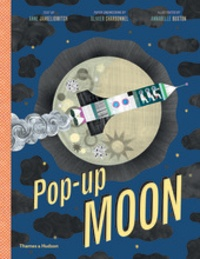 Anne Jankéliowitch - Pop-up moon.