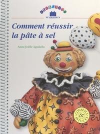 Anne-Joëlle Aguilella - Comment réussir la pâte à sel.
