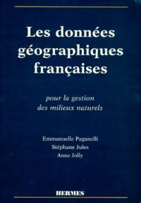 Anne Jolly et Emmanuelle Paganelli - .