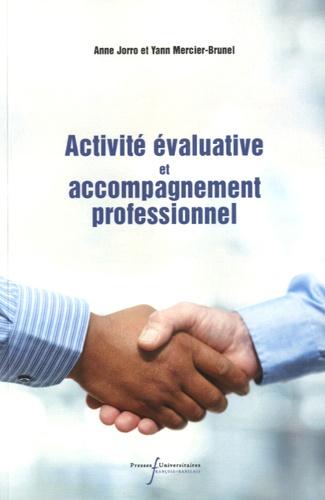 Activité évaluative et accompagnement professionnel