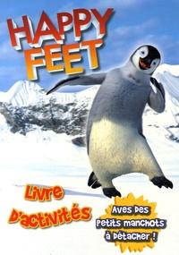 Anne Junker-Manago - Happy Feet - Livre d'activités.