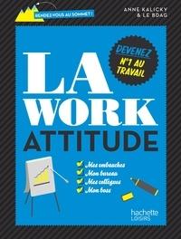 Anne Kalicky - La work attitude.