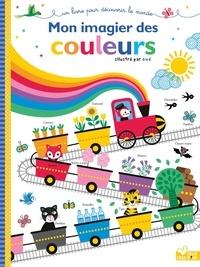 Anne Kalicky et  Gwé - Mon imagier des couleurs.