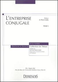 Deedr.fr L'entreprise conjugale Image