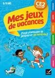 Anne Kastor et Lucie Malo - Mes jeux de vacances du CE2 vers le CM1, 8-9 ans - Avec un crayon gomme.