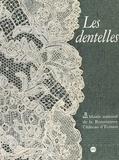 Anne Kraatz et  Musée national de la Renaissan - Catalogue des dentelles.
