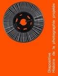 Anne Lacoste et Nathalie Boulouch - Diapositive - Histoire de la photographie projetée.