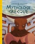 Anne Lanoë - Contes & légendes de la mythologie grecque.