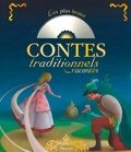 Anne Lanoë - Les plus beaux contes traditionnels racontés. 1 CD audio