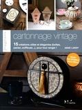 Anne Lardy - Cartonnage vintage.