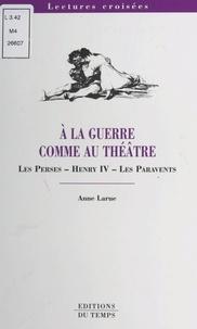 Anne Larue - .