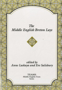 Anne Laskaya - The Middle English Breton Lays.