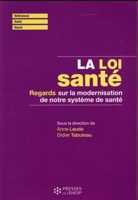 Checkpointfrance.fr La loi santé - Regards sur la modernisation de notre système de santé Image