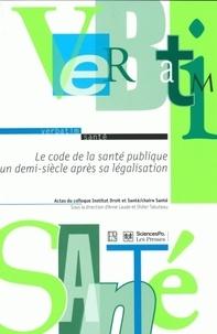 Alixetmika.fr Le code de la santé publique un demi-siècle après sa légalisation - Actes du colloque organisé par l'Institut Droit et Santé de l'université Paris Descartes et la chaire Santé de Sciences Po, le 3 avril 2008 Image