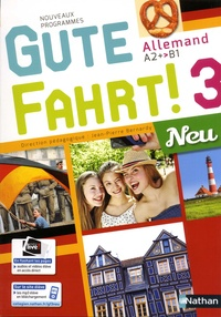 Allemand A2+>B1 Gute Fahrt! 3 Neu - Anne-Laure Bouly pdf epub