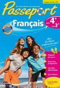 Anne-Laure Chat - Français de la 4e vers la 3e.