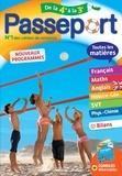 Anne-Laure Chat et Mireille Semat - Passeport de la 4e à la 3e.