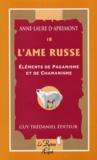 Anne-Laure d' Apremont - .