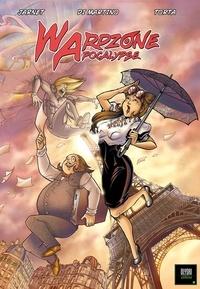 Anne-Laure Jarnet et Lisa Di Martino - WarpZone Apocalypse Tome 1 : Rédemption.
